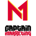 Captain Marketing logo