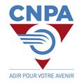 Le Conseil National des Professions de l'Automobile logo