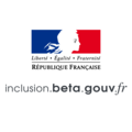 Inclusion.beta.gouv logo