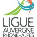 Ligue Auvergne Rhône Alpes d'athlétisme  logo
